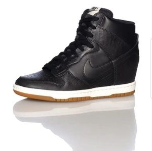 Nike Dunk Sky Hi Essential Wedge Sneaker